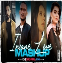 Insane Love Mashup 2021 - DJ Harsh Sharma
